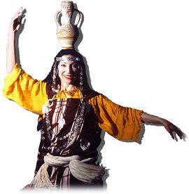 Tunesian Pot Dance